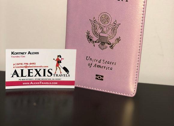 Alexis Shiny Light Pink