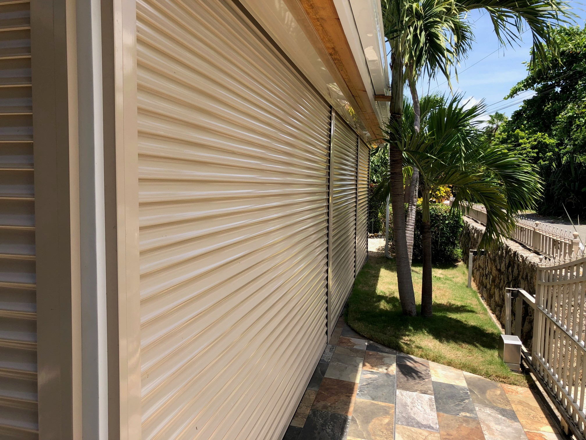 Roll Up Shutters Hydes Sons George Town