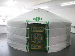 Yurt Outer Cover