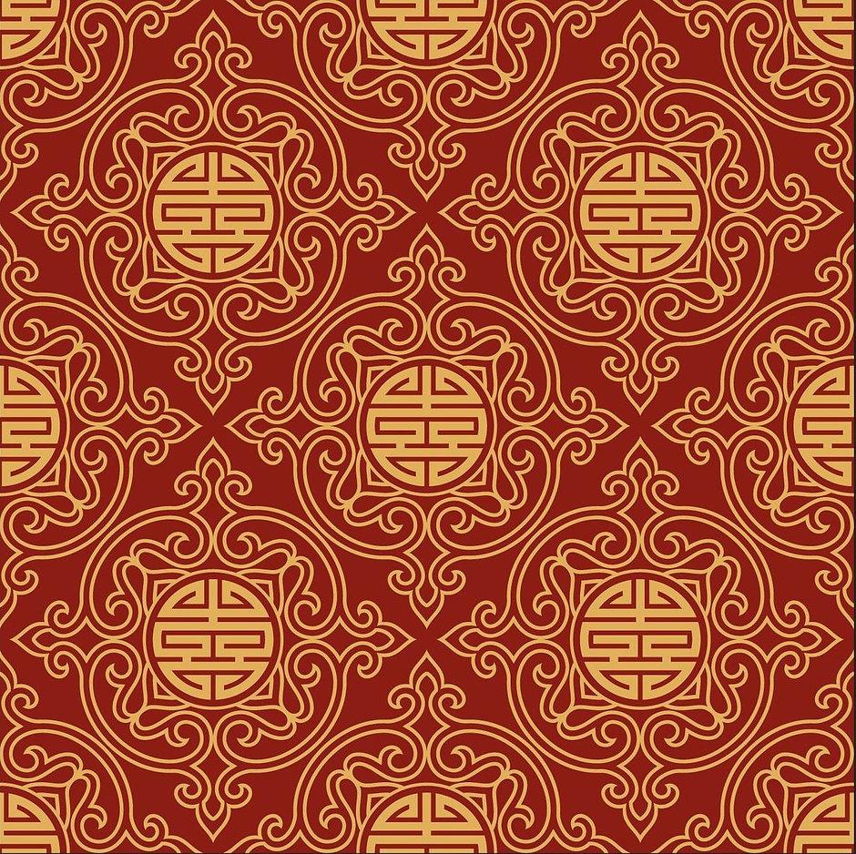 Mongolian-background