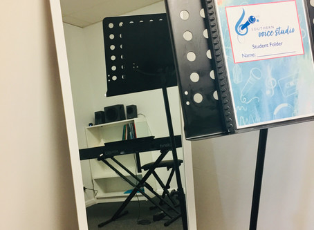 Setting Up Your Practice Space