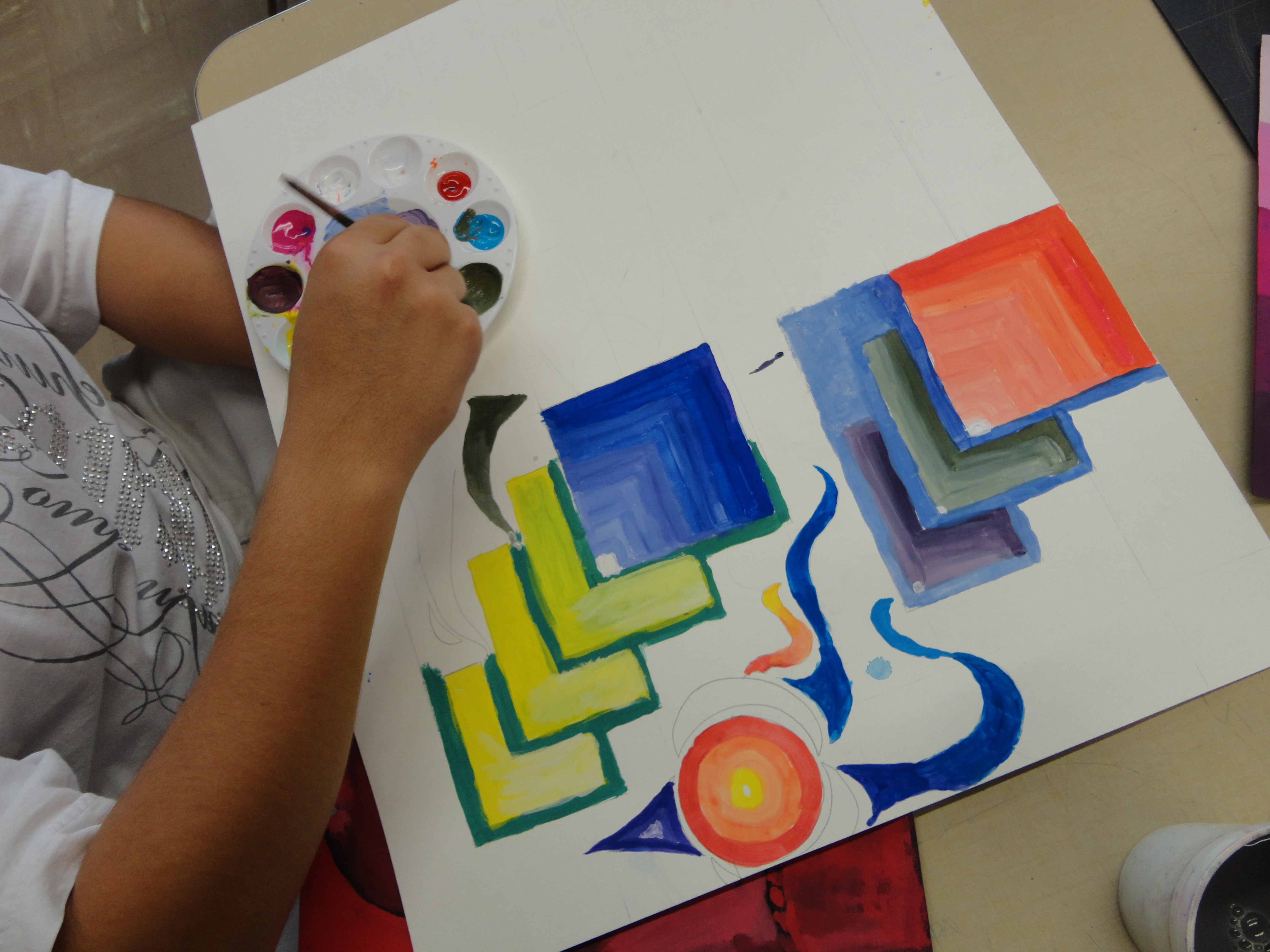 Art Fundamentals ages 4-11 years