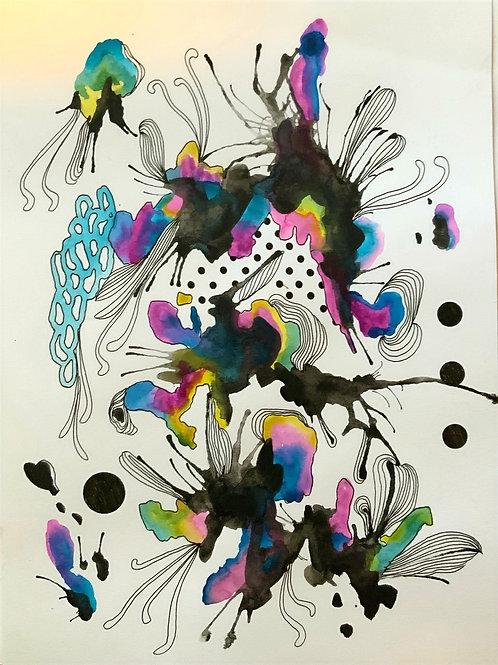 Watercolor Series No. 3 2020