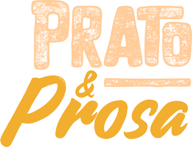 Prato & Prosa - Logo do Canal