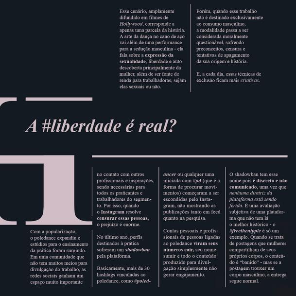 A #liberdade é real?