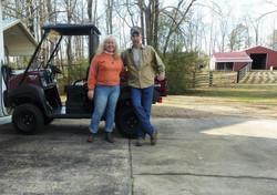 Susan & Eddie!