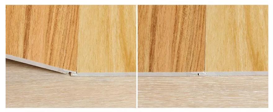 DIY vinyl tiles, vinyl lock flooring