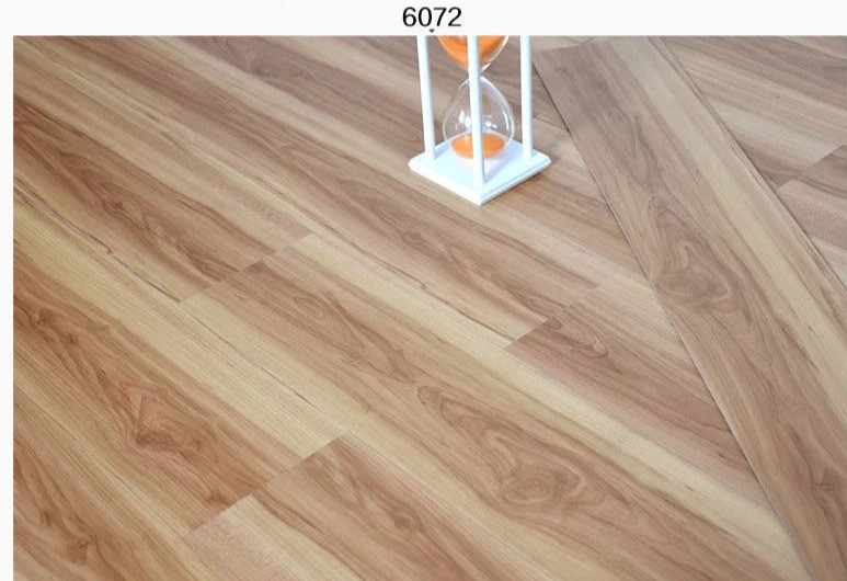 wooden printed vinyl flooring, looks like real wood and much cheaper than laminate.