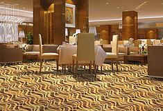 Wilton Carpet rolls for banquets and hotels, extravegant prints and thick material