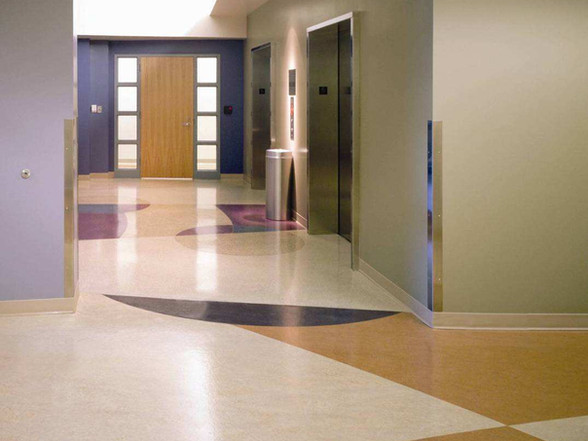 PVC Rubber Flooring