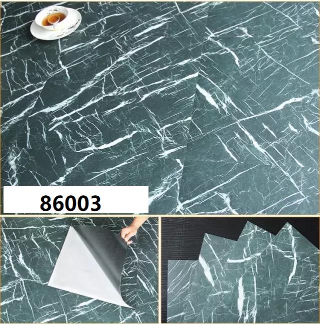 self adhesive vinyl floor, marble floor
