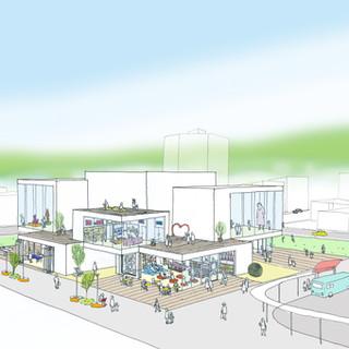 太田駅前公共施設設計プロポーザル