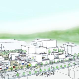 釜石市民会館設計プロポーザル
