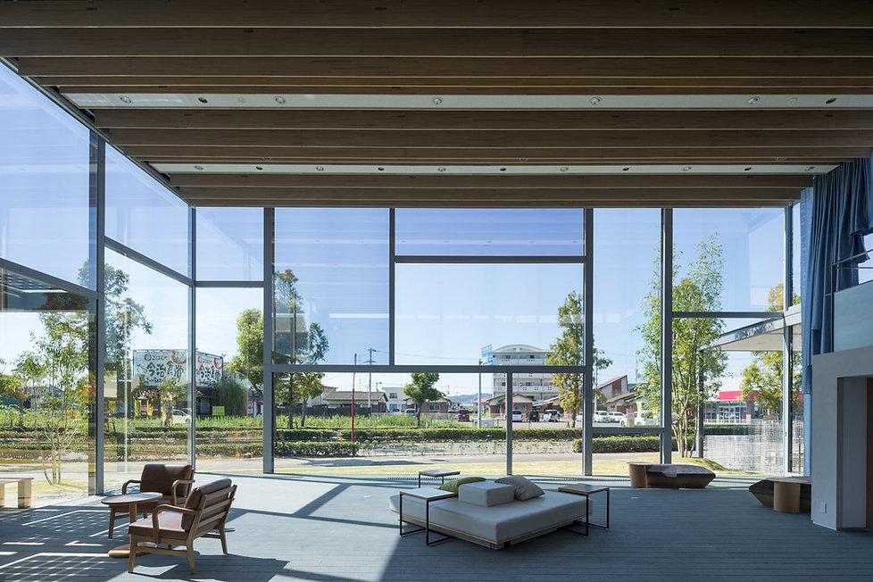 J.spot今治_多目的スペース/矢野青山建築設計事務所