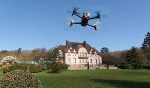 Photo immobilière avec OPTION DRONE