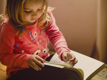 Finding the Right Books for Your Kids