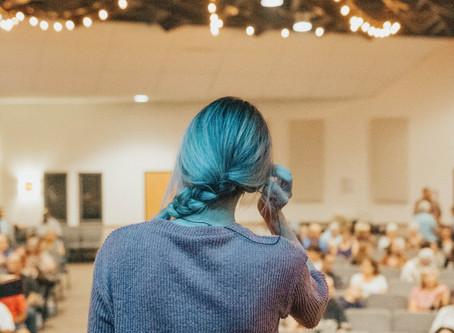 Learn On The Job: Easy Tips for Beginner Public Speaking