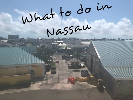 What To Do in Nassau on A Port Stop