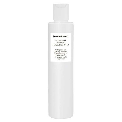 Biphase eye make-up remover