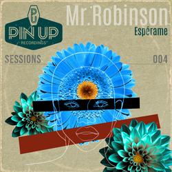 Carátula Espérame Pin Up Recordings