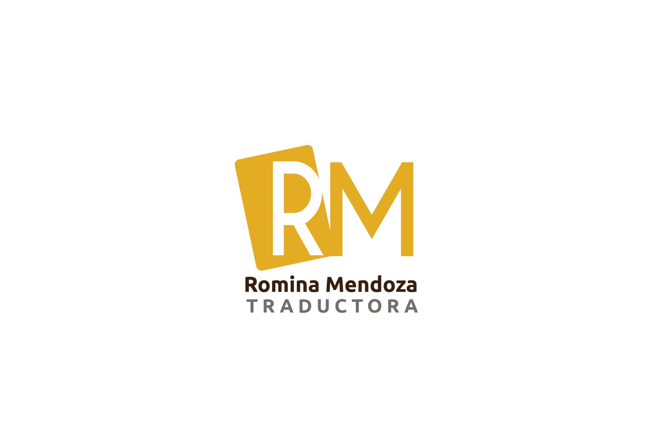 Logo RMlogo Romina-8