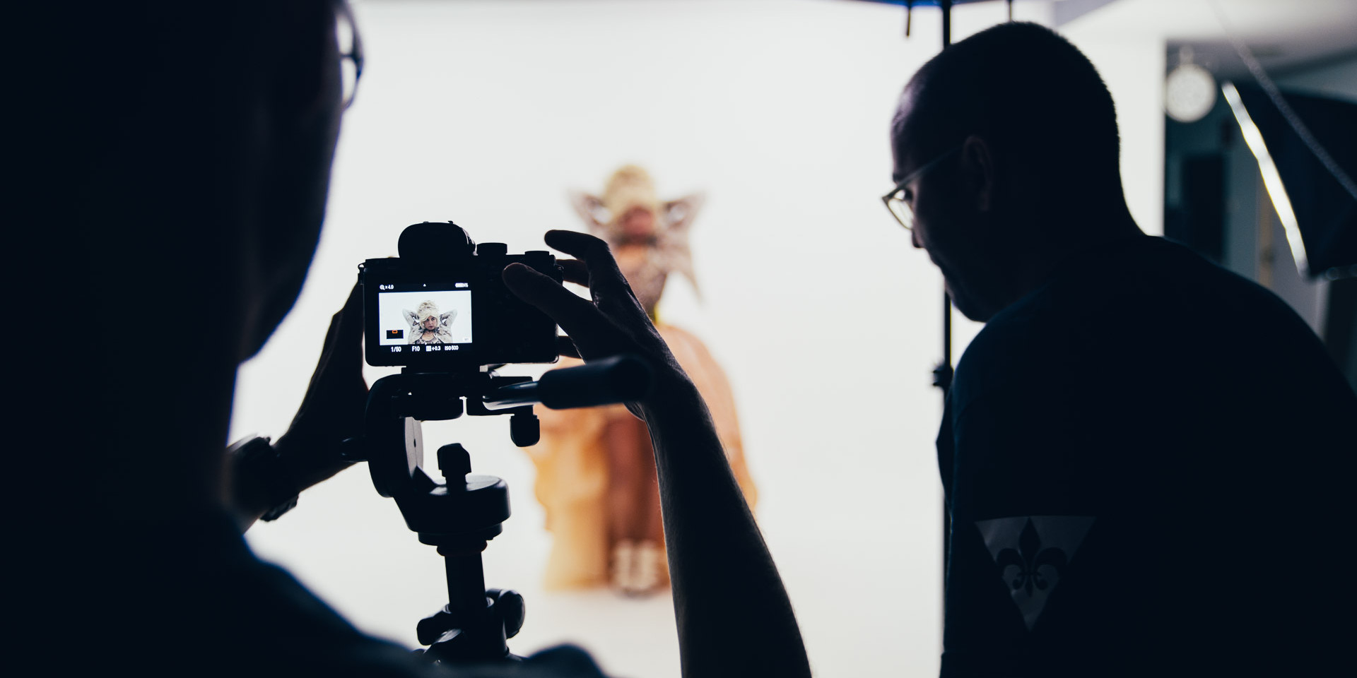 """Grabación del videoclip """"Loca"""" de Cristina Ramos"""