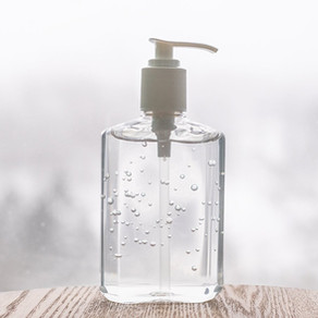 Hand sanitizer & chemical exposures -