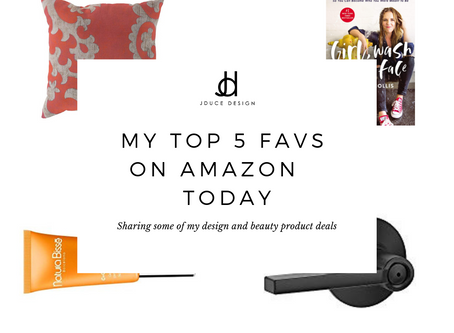 My top 5 shopping favs today...