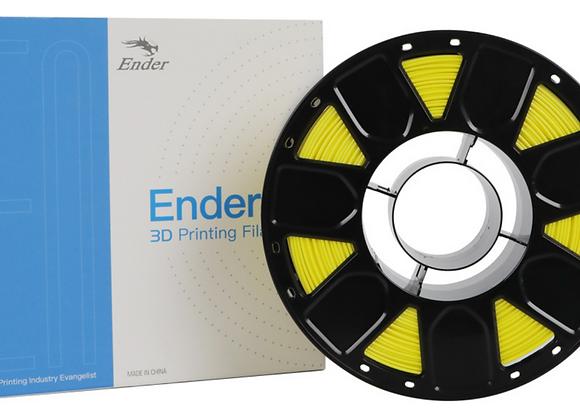 Ender Yellow Red 3D Printer Filament 1.75mm 1KG Spool