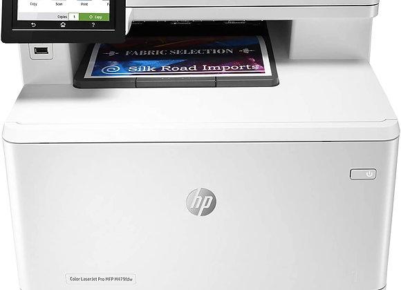 HP Color LaserJet Pro MFP M479fdw - Multifunction Printer - Color (W1A80A)