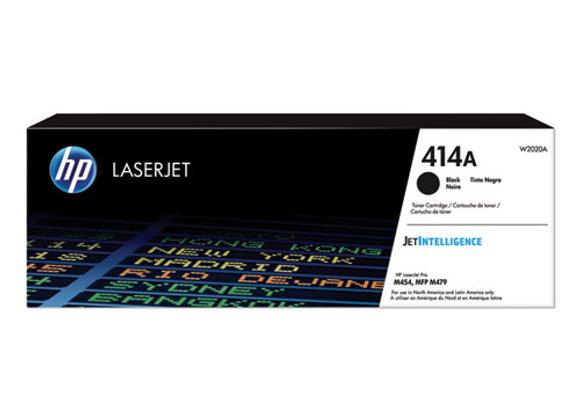HP 414A - Black - Original - Laserjet - Toner Cartridge (W2020A)
