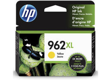 HP 962XL YELLOW ORIGINAL INK CARTRIDGE