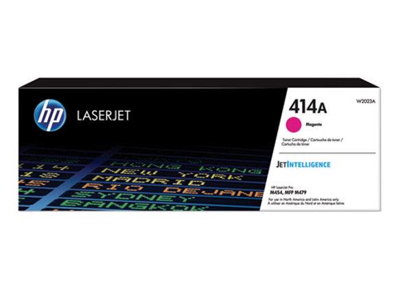 HP 414A - Magenta - Original - Laserjet - Toner Cartridge (W2023A)