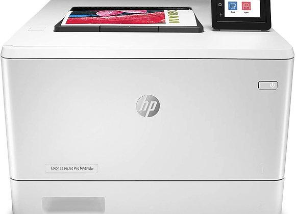 HP Color LaserJet Pro M454dw - Printer - Color - Laser(W1Y45A)