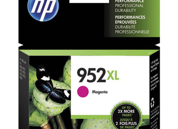 HP 952XL, (L0S64AN) High-Yield Magenta Original Ink Cartridge