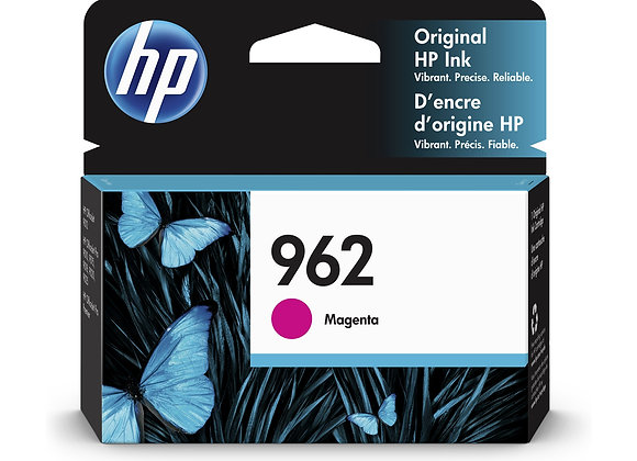 HP 962 MAGENTA ORIGINAL INK CARTRIDGE