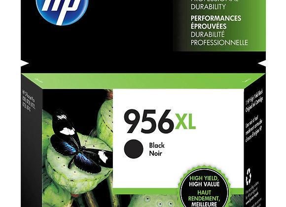 HP 956XL High Yield Black Original Ink Cartridge, L0R39AN#140