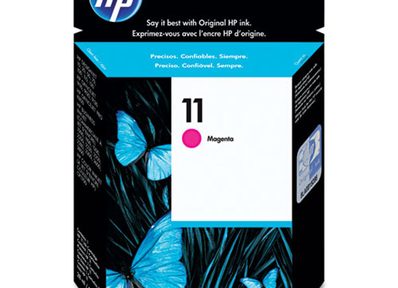 HP 11, (C4837A) Magenta Original Ink Cartridge