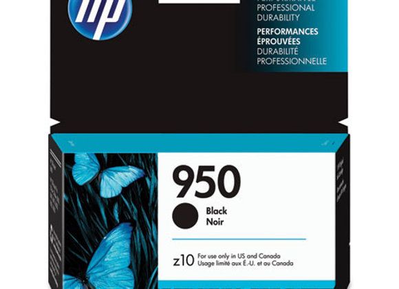 HP 950, (CN049AN) Black Original Ink Cartridge