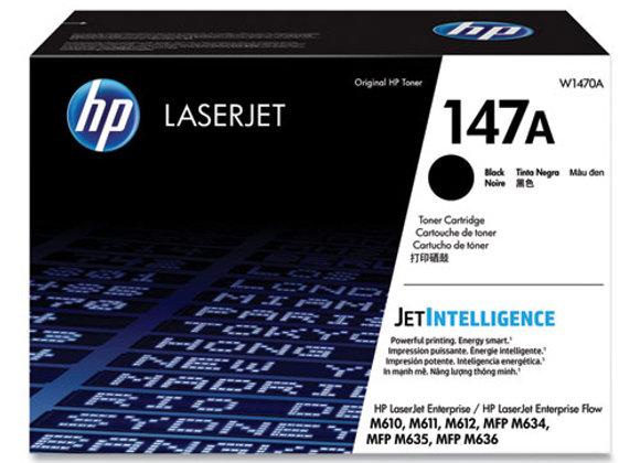 HP 147A – Black – Original – Laserjet – Toner Cartridge (W1470A)