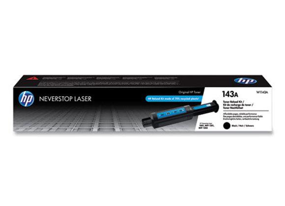 HP 143A Reload Kit - Black - Toner Refill (W1143A)