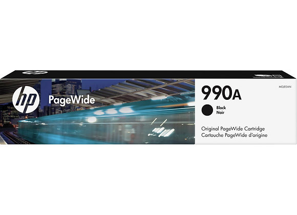 HP 990A Black Original PageWide Cartridge, M0J85AN