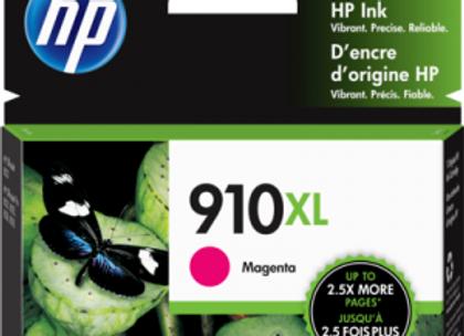 HP 910XL Magenta 3YL63AN Genuine Ink Cartridge High Yield