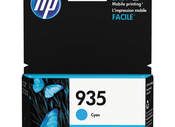 HP 935, (C2P20AN) Cyan Original Ink Cartridge