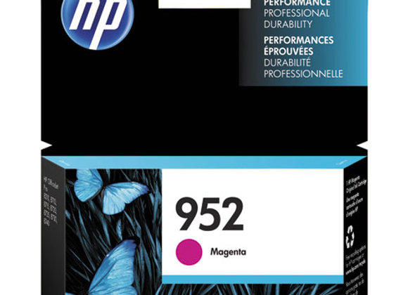 HP 952, (L0S52AN) Magenta Original Ink Cartridge
