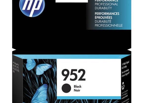 HP 952, (F6U15AN) Black Original Ink Cartridge