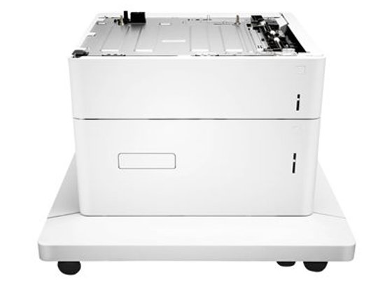 HP Color LaserJet 1x550/2000-sheet HCI Feeder and Stand, P1B12A