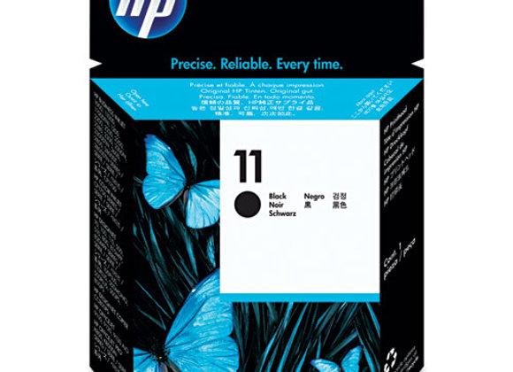 HP 11, (C4810A) Original Black Printhead