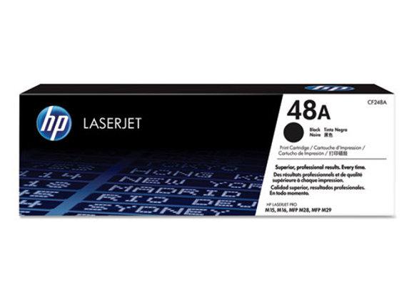 HP 48A Black Original LaserJet Toner Cartridge, CF248A