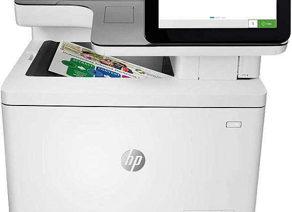HP Color LaserJet Enterprise MFP M578f - Multifunction Printer - Color (7ZU86A)